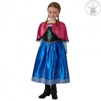 Kostýmy - Kostým Anna Ledové království