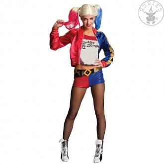 Kostýmy - Harley Quinn - licenční kostým