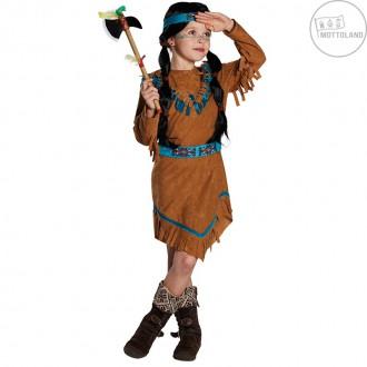 Kostýmy - Indiánka Kiliwa - kostým