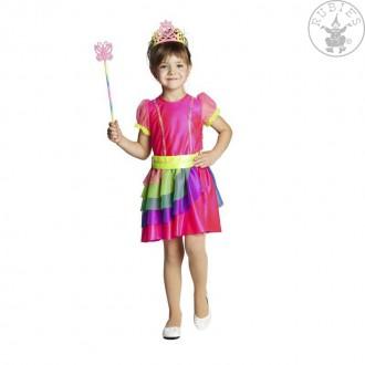 Kostýmy - Kostým duhová princezna