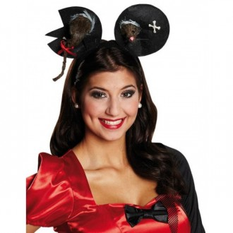 Doplňky - Spona Miki s myškou