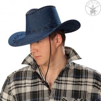 Klobouky, čepice - Kovbojský klobouk - Jeans