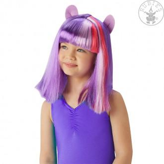 Paruky - MLP Twilight Sparkle Wig - dětská paruka