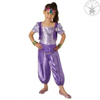 Kostýmy - Třpytka - dětský kostým