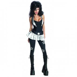 Kostýmy - KISS Miss Starchild - licenční kostým