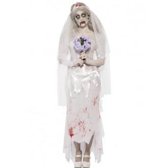Kostýmy - Kostým zombie nevěsty