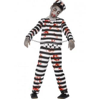 Kostýmy - Dětský kostým zombie vězeň