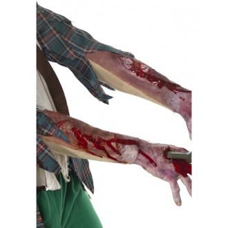 Doplňky - Rukáv s imitací zranění
