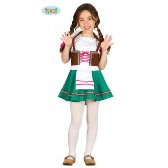 Kostýmy - Tyrolanka - kostým