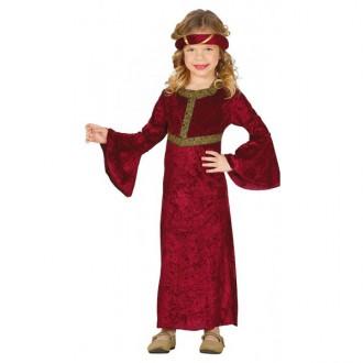 Kostýmy - Kostým hradní paní