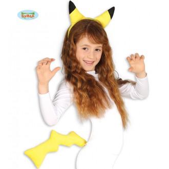Doplňky - Pikachu set - pokémon