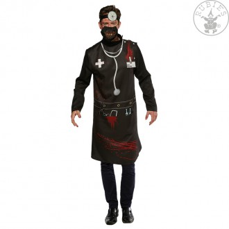 Halloween, horor - Horror DOCTOR - kostým