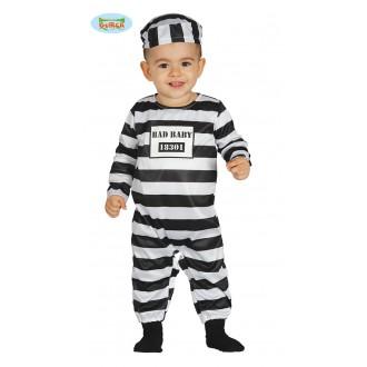 Kostýmy - BAD BABY - malý vězeň