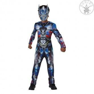 Kostýmy - Optimus Prime Transformers 5 Classic - Child