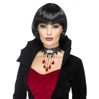 Bižuterie - Gothic dámský náhrdelník