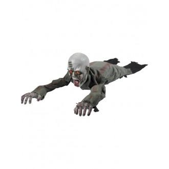 Halloween - Plazící se zombie