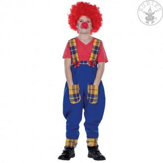 Kostýmy - Klaunské kalhoty dětské