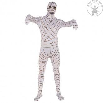 Halloween - 2nd Skin Mummy - kostým mumie