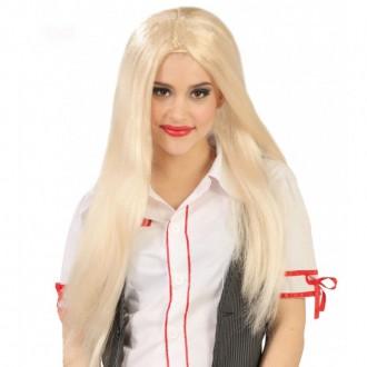 Paruky - Paruka dlouhá blond