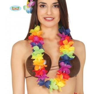 Havaj - Havajský věnec barevný