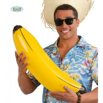 Doplňky - Nafukovací banán 70 cm