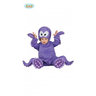 Kostýmy - Malá chobotnička