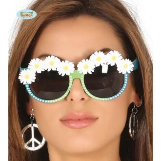 Brýle - Brýle Hippie s kopretinami