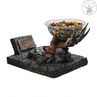 Halloween - Freddy Hand - miska na bonbony