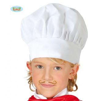 Klobouky, čepice - Kuchařská čepice dětská