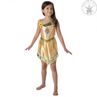 Kostýmy - Pocahontas Fairytale