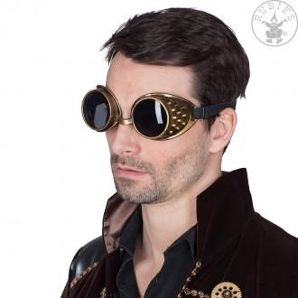 Brýle - Steampunk Goggles - brýle