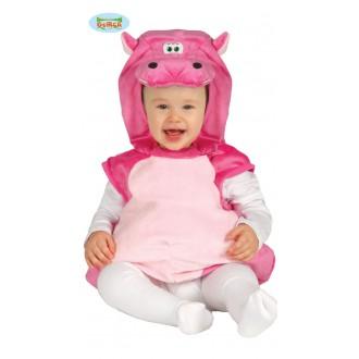 Kostýmy - BABY HIPPO - kostým hrošík