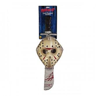 Masky - Jason maska+mačeta - licence