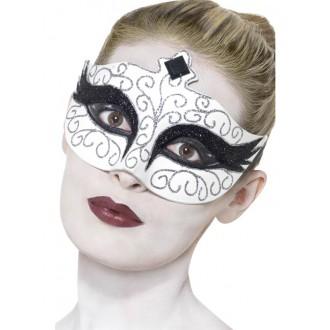 Masky - Gotická škraboška
