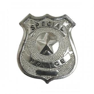 Doplňky - Policejní odznak kovový