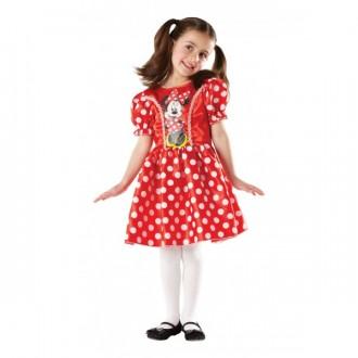 Kostýmy - Red Minnie Clasic - licenční kostým