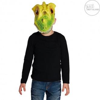 Masky - Dětská maska dinosaur