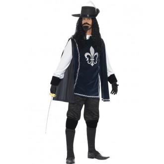 Kostýmy - Mušketýr - kostým pánský