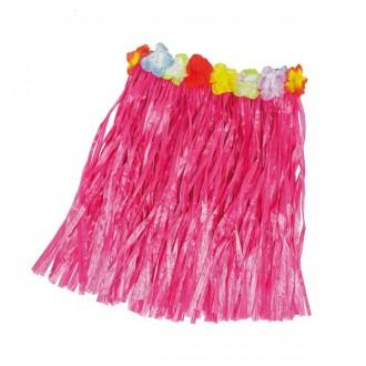 Havaj - Hawai sukně růžová 50cm