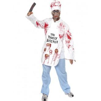 Kostýmy - Halloweenský kostým kuchaře