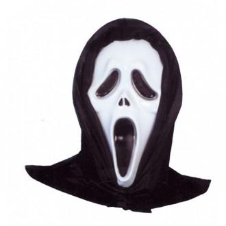 Masky - Maska vřískot se šátkem