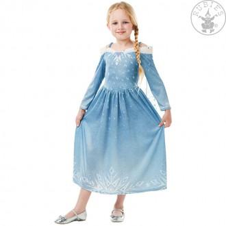 Kostýmy - Kostým Elsa Classic - Vánoce s Olafem
