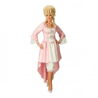 Kostýmy - Rokoko dáma - šaty
