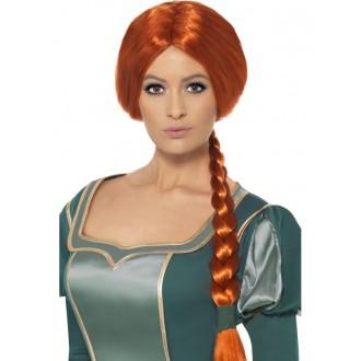 Paruky - Paruka princezna Fiona