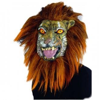 Masky - Karnevalová maska  tygr