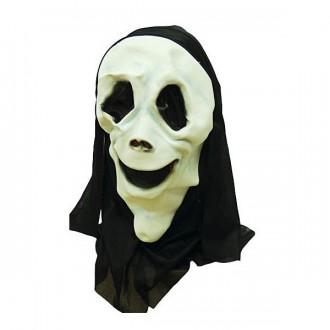 Masky - Maska vřískot s kapucí