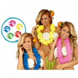 Havaj - Havajský věnec mix barev