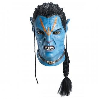 Masky - Avatar Jake Sully - celohlavová maska - licence