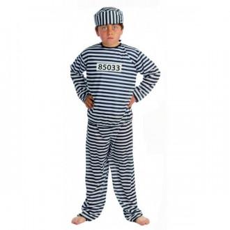 Kostýmy - Vězeň dětský