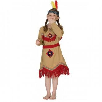 Kostýmy - Kostým indiánky